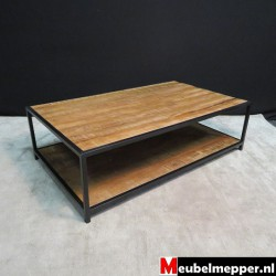Salontafel Soho Mango Black