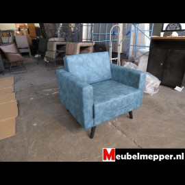 Fauteuil turquoise Nr-273