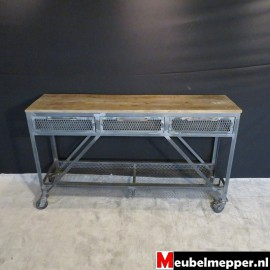 Sidetable Roekoe Grey Nr-454