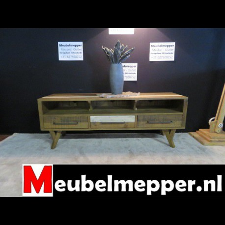 Tv - meubel Timber  150 cm