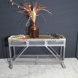 Sidetable Roekoe Mango grey  NR-648