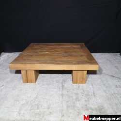 Salontafel 120x120cm Nr-706  (Showroom model)