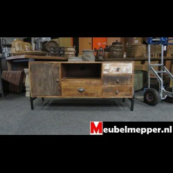 Tv-meubel india nr-769 40% korting (Showroom model)