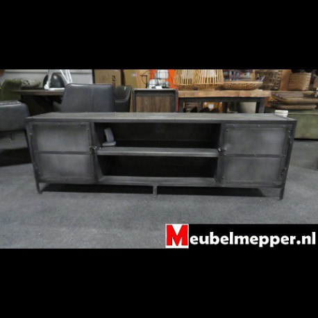Tv-meubel Roekoe grey nr-770 40% korting (Showroom model)