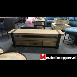 Tv-meubel Robuste bielzen nr-771 40% korting (Showroom model)