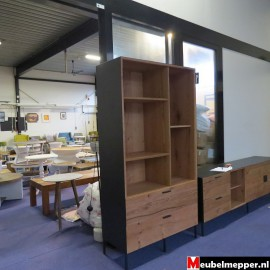 Boekenkast vermondt NR-788 - 40% korting (Showroom model)