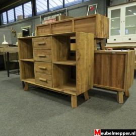 Opbergkast Matzz open NR-793 - 40% korting (Showroom model)