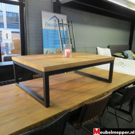 Stoere Salontafel Utrecht - NR-806 40% korting (Showroom model)