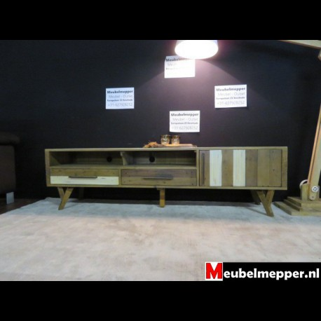 tv meubel Timber 200 cm - NR-109