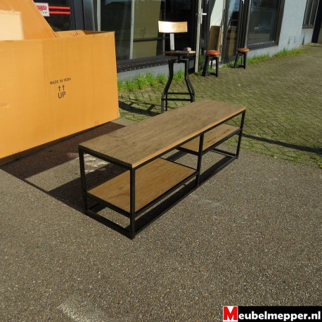 Tv-Meubel Old Teak Nr-