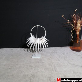 Decoratie White Indian Small NR-880