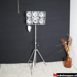 Vloer lamp Spot 6 Grey Nr-917.