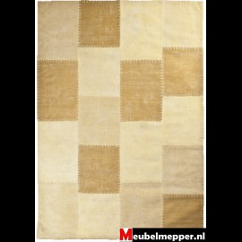 Vloekleed Patchwork Yellow 6231