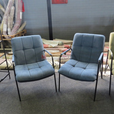Fauteuil Andre Blauw NR-1186