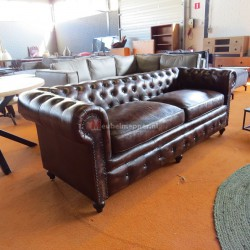 chesterfield bank 40% Korting NR1221 (Showroom model)